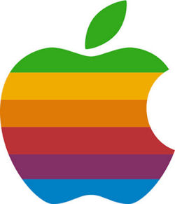SECONDO LOGO APPLE