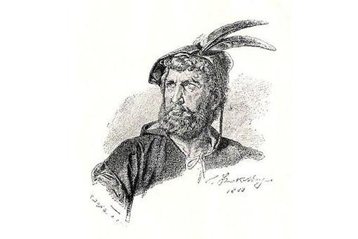 Guglielmo Tell disegno