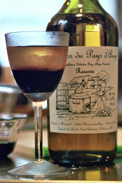 so cheap wholesale sales cozy fresh Il Calvados, dalla Bretagna il